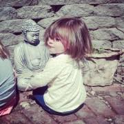 Simone Meditates