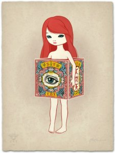 Eye of Eternity Mark Ryden