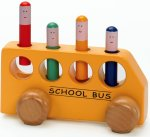 Pop Up School Bus by the Original Toy Company