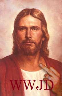 Jesus Finger