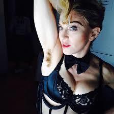 Madonna Hair